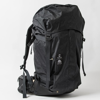 THE BACKPACK #001ブラック