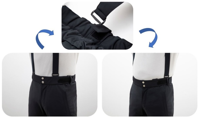 LAXING INSULATED PANTS